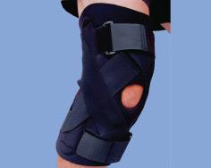 Rodilleras - Mecánica para Ligamentos Abierta